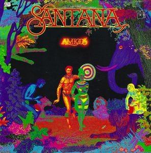 SANTANA - Amigos (LP,GF CBS  1976)