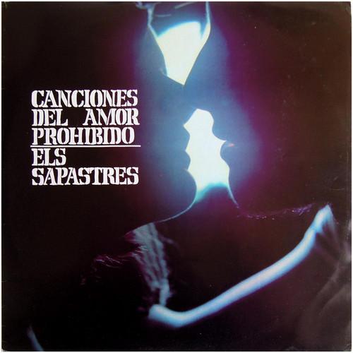ELS SAPASTRES - Canciones del Amor Prohibido (LP Barlovento 1969)