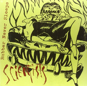 SCIENTISTS, THE - Rubber Never Sleeps (2LP,RE Bang! 2012)