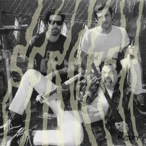 SCRAPER - Misery (LP Slovenly 2016)