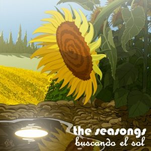 SEASONGS, THE - Buscando el Sol (LP Clifford 2015)