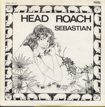 SEBASTIAN - Head Roach (LP,RE Void 1972,2005)