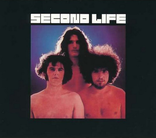 SECOND LIFE - Second Life (LP,RE Icon Verlag 1971)