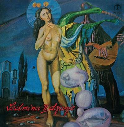 SEDMINA - II. Dejanje (LP,RE,GF Mellotron 1982,2014)
