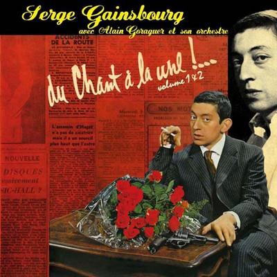 SERGE GAINSBOURG - du Chant a la Une! Volume 1&2 (LP,180g Doxy 2009)