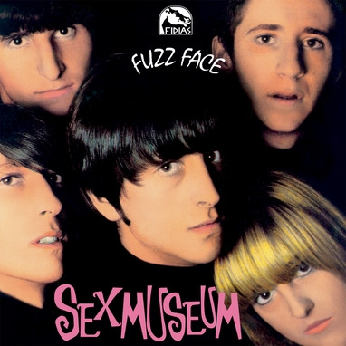 SEX MUSEUM - Fuzz Face (LP,RE,180g+CD Munster 1987,2016)