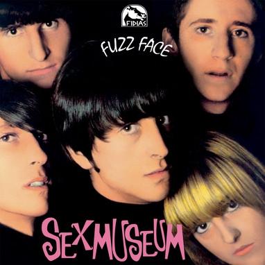 SEX MUSEUM - Fuzz Face (LP,RE,180g+CD Munster 1987,2016)