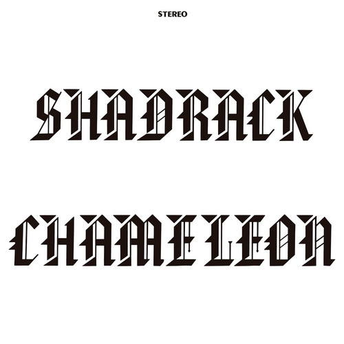 SHADRACK CHAMELEON – Shadrack Chameleon (LP,RE Out·Sider 1973,2017) 1