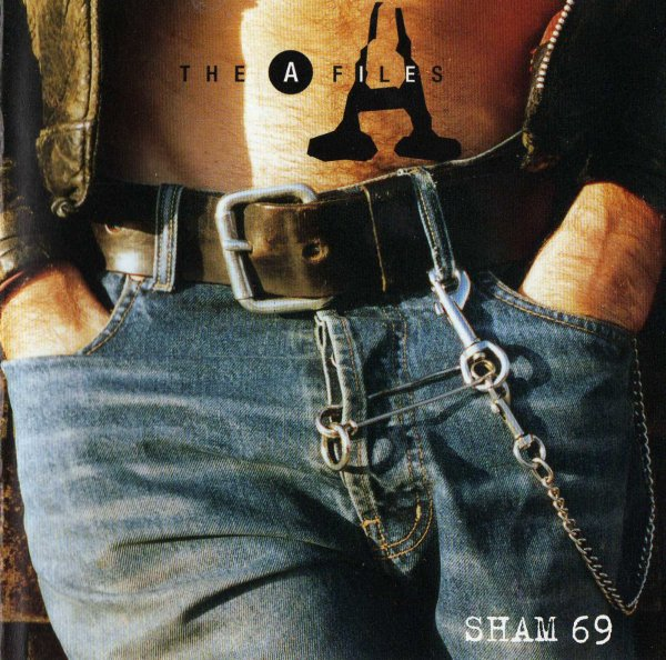 SHAM 69 – The A Files (CD Empty Records 1997) 1