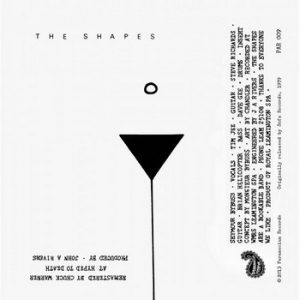 SHAPES, THE - Wot's For Lunch Mum? (EP,RE Paramecium 1979,2013)
