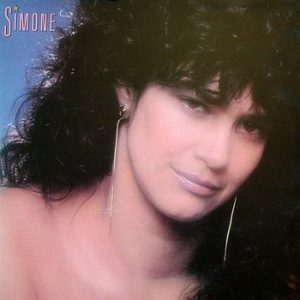 SIMONE - Desejos (LP CBS 1984)