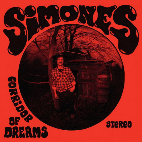 SIMONES - Corridor of Dreams (LP,RE Krauted Mind 1992,2017)