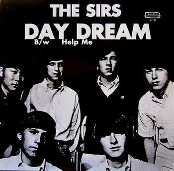SIRS, THE - Day Dream / Help Me (SG,RE Amreco 1965)