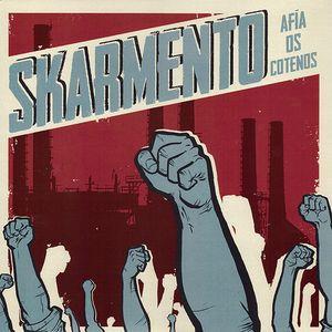 SKARMENTO - Afia Os Contenos (10i Punk Machine 2013)