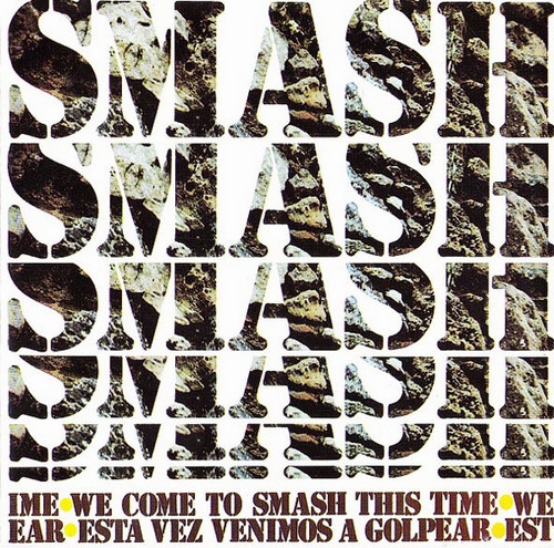 SMASH – We Come to Smah This Time (LP,RE LSD 1971,2009) 1