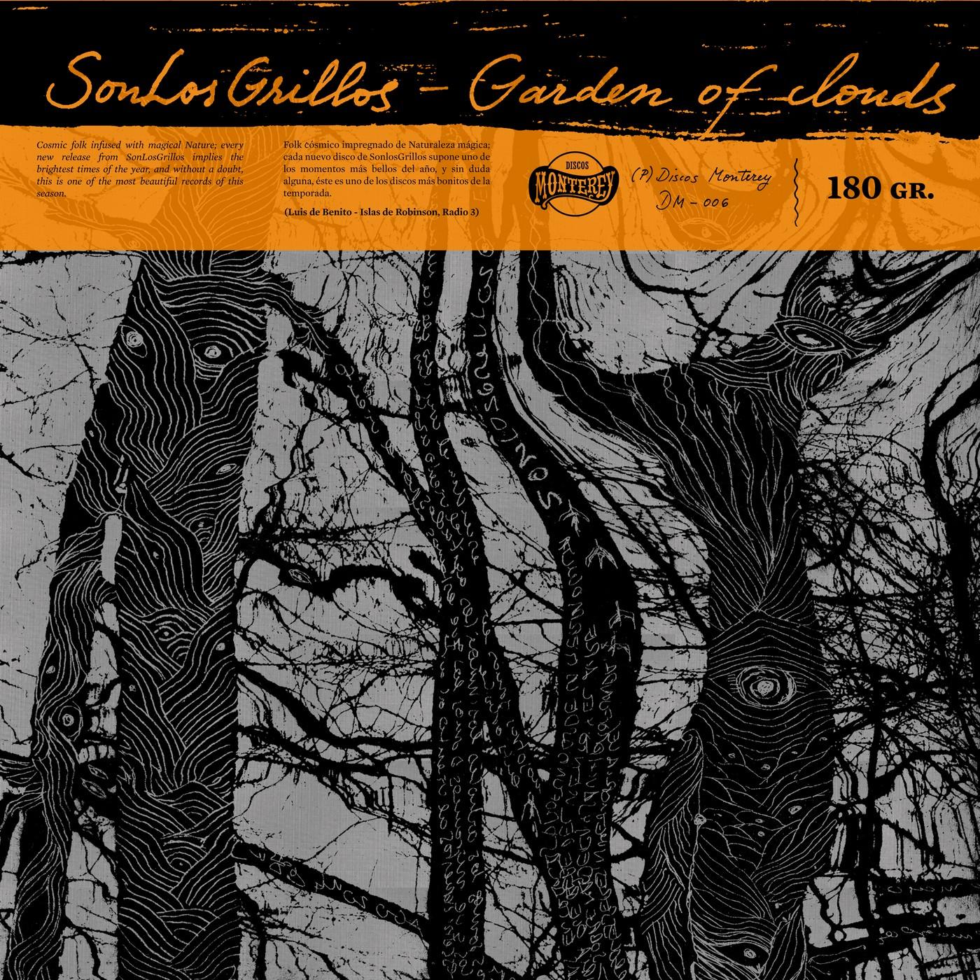 SONLOSGRILLOS - Garden Of Clouds (LP,GF,180g,Obi Discos Monterey 2018)