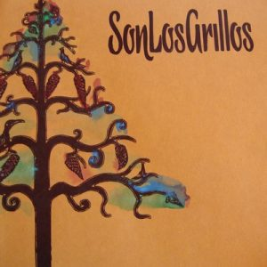 SONLOSGRILLOS - SonLosGrillos (LP,180g Discos Monterey 2010)