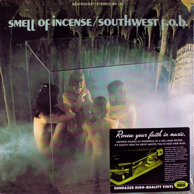 SOUTHWEST F.O.B. - Smell Of Incense (LP,RE Sundazed 1968,2008)