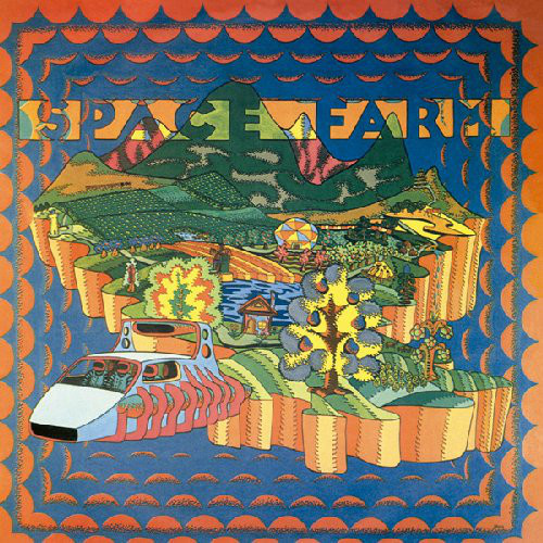 SPACE FARM - Space Farm (LP,RE Wah Wah 1972,2017)