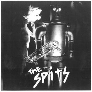 SPITS, THE - The Spits (I) (LP,RM Slovenly 2000,2011)