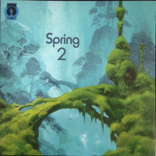 SPRING - Spring 2 (LP,GF,RE Music for Special Experiences 1972,2017)