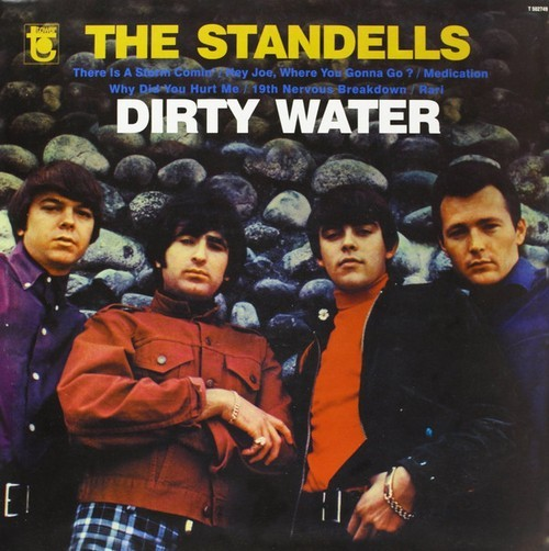 STANDELLS, THE - Dirty Water (LP,RE,Red Tower 1966)