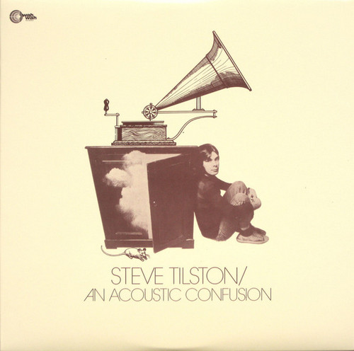 STEVE TILSTON - An Acoustic Confussion (LP,RE Wah Wah 1971,2008)