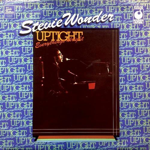 STEVIE WONDER – Uptight (Everything's Alright) (LP Sounds Superb 1973) 1