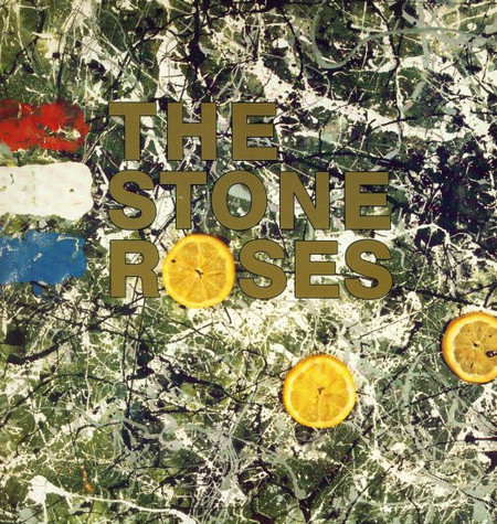 STONE ROSES, THE - Stone Roses (LP,RE Silvertone 1989)