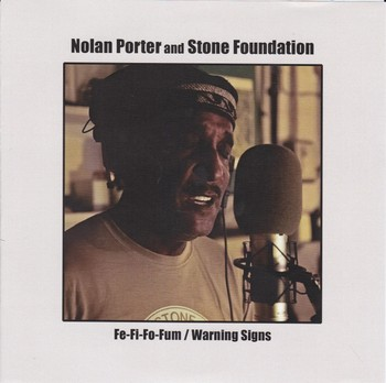 STONE FOUNDATION AND NOLAN PORTER – Fe-Fi-Fo-Fum / Warning Signs (SG Heavy Soul ) 1
