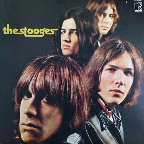STOOGES, THE - The Stooges (LP,RE Elektra 1969)
