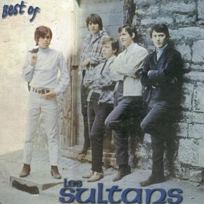 SULTANS, LES - Best Of Les Sultans (1966-67) (LP,Comp Disques Du Monde 2002)