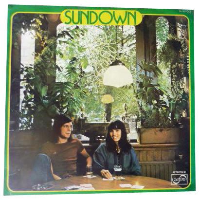 SUNDOWN - Sundown (LP Zafiro 1977)