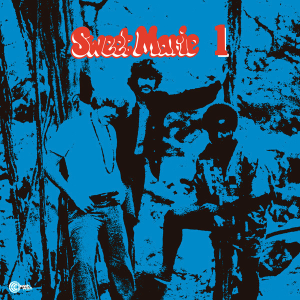 SWEET MARIE - Sweet Marie 1 (LP,RE Wah Wah 1970,2016)