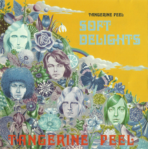 TANGERINE PEEL - Soft Delights (LP,RE HiFly Sound 1970,2015)