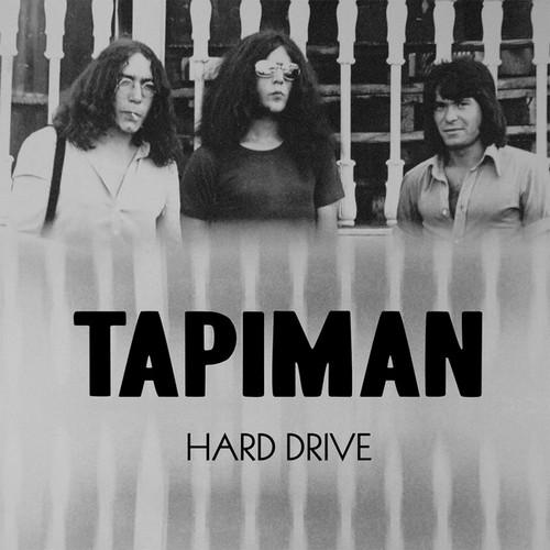 TAPIMAN - Hard Drive (LP Guerssen 2017)