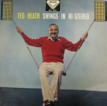 TED HEATH - Ritmo en Estereo con Ted Heat (LP Decca 1959)