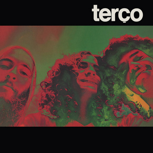 TERÇO - Terço (LP,RE Sagara Records 1973,2016)