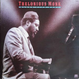THELONIOUS MONK - Blues Five Spot (LP Milestone 1984)
