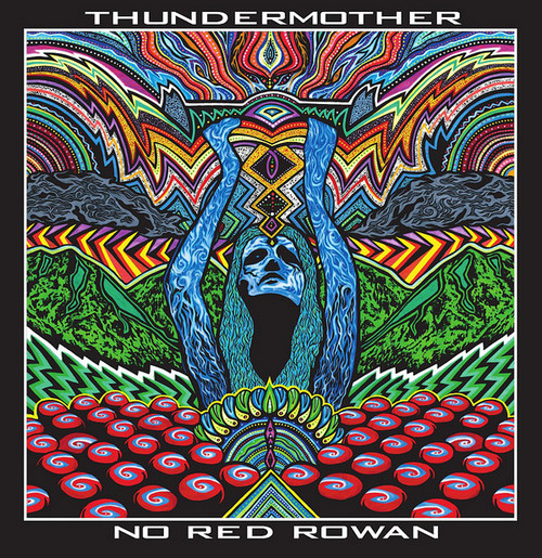 THUNDERMOTHER – No Red Woman (2LP Krauted Mind 2018) 1