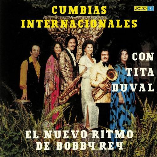 TITA DUVAL Y EL NUEVO RITMO DE BOBBY REY - Cumbias Internacionales (LP,RE,180g Vampi Soul 1974,2018)