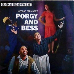 TODD DUNCAN & ANNE BROWN - Porgy and Bess Original Broadway Cast OST BSO (LP MCA 1971)