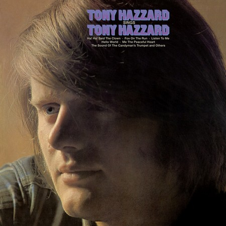TONY HAZZARD - Sings Tony Hazzard (LP,RE You Are The Cosmos 1969,2016)