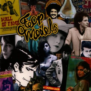 TOP MODELS - Wall Of Fame (CD Bip Bip 2010)