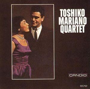 TOSHIKO MARIANO QUARTET - Toshiko Mariano Quartet (LP,RE Puzzle Zafiro  1961,1979)