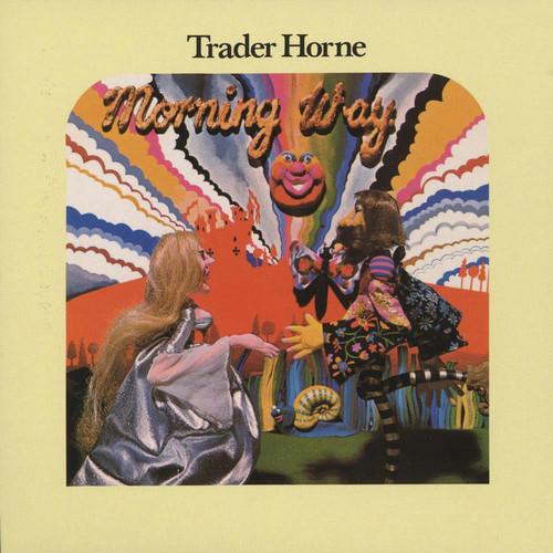 TRADER HORNE - Morning Way (LP,GF,RE Akarma 1970,2000)