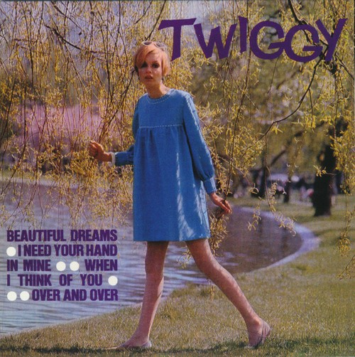 TWIGGY - Beautiful Dreams (EP,RE Munster Records 1967,2017)