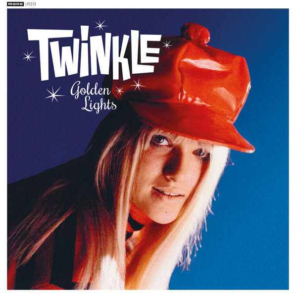 TWINKLE - Golden Lights (LP Wah Wah 2019)