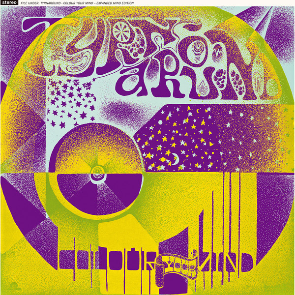 TYRNAROUND - Colour Your Mind (Expanded Mind Edition) (LP Guerssen 2019)