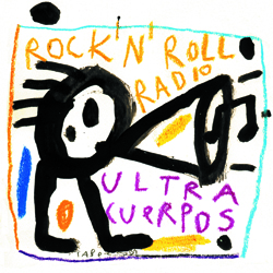 ULTRACUERPOS - Rock 'n' Roll Radio (EP H-Records 2003)